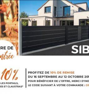 Offre rentrée 2019 SIB