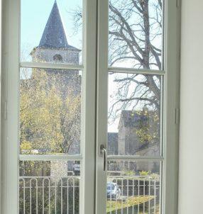 Fenêtre Bois 68mm